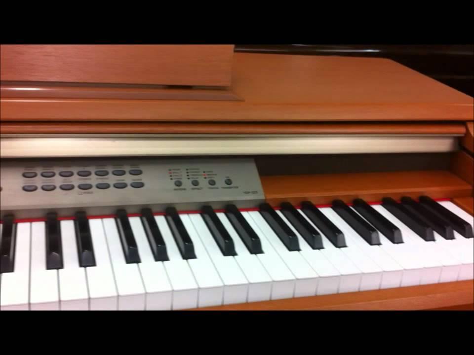 yamaha ydp 223 digital piano from balmain piano service youtube. Black Bedroom Furniture Sets. Home Design Ideas