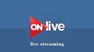 ONtvLIVE - البث الحي لقناة أون تي في لايف