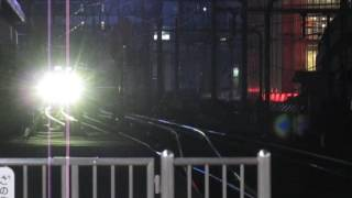 JR神戸線225系100番台快速大阪駅到着!※上郡行