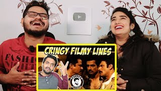 Indian Reaction On LANTI ONE LINERS ¦ DISGUSTING BOLLYWOOD DIALOGUES ¦ AWESAMO SPEAKS