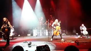 Apocalyptica - Fight Fire With Fire | Buenos Aires - Argentina 7-12-2017