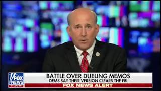 Gohmert on Dem Memo: 'This Was a Political Memo More Than Anything'