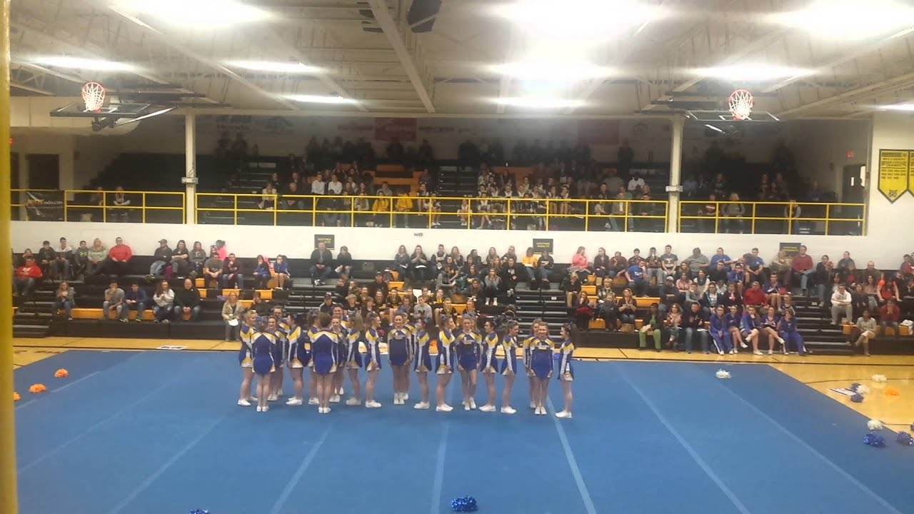 Lincolnview Cheer 2016 Youtube