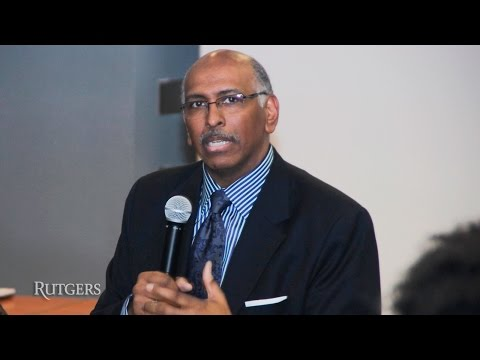Michael Steele discusses the 2016 U.S. presidential election