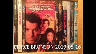 007 My James Bond / Pierce Brosnan Movie Collection