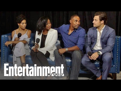 Grey's Anatomy: Cast Members On The Midseason Finale | PopFest | Entertainment Weekly