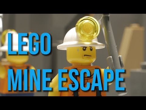 LEGO Mine Escape
