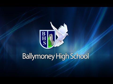 Welcome to Ballymoney High School 2018