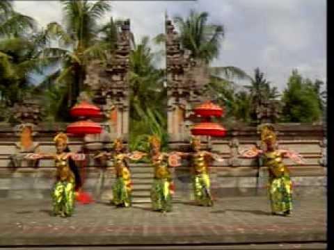 Tari Kupu-Kupu Khas Bali