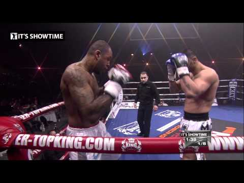 FIGHT: Daniel Ghita vs Hesdy Gerges - IT'S SHOWTIME 55
