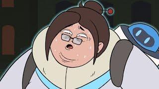 Meet Mei (Overwatch Animation)