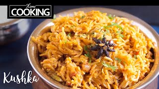 Kuska | Plain Biryani | Kushka Recipe in Pressure Cooker