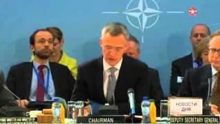 Массовые протесты против НАТО проходят в Черногории