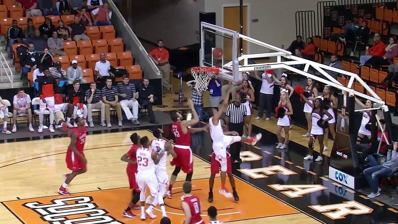 Mens Basketball vs Radford Post Game Recap - YouTube