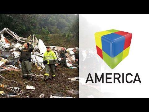 AUDIO: Así fueron los minutos finales del avión del Chapecoense