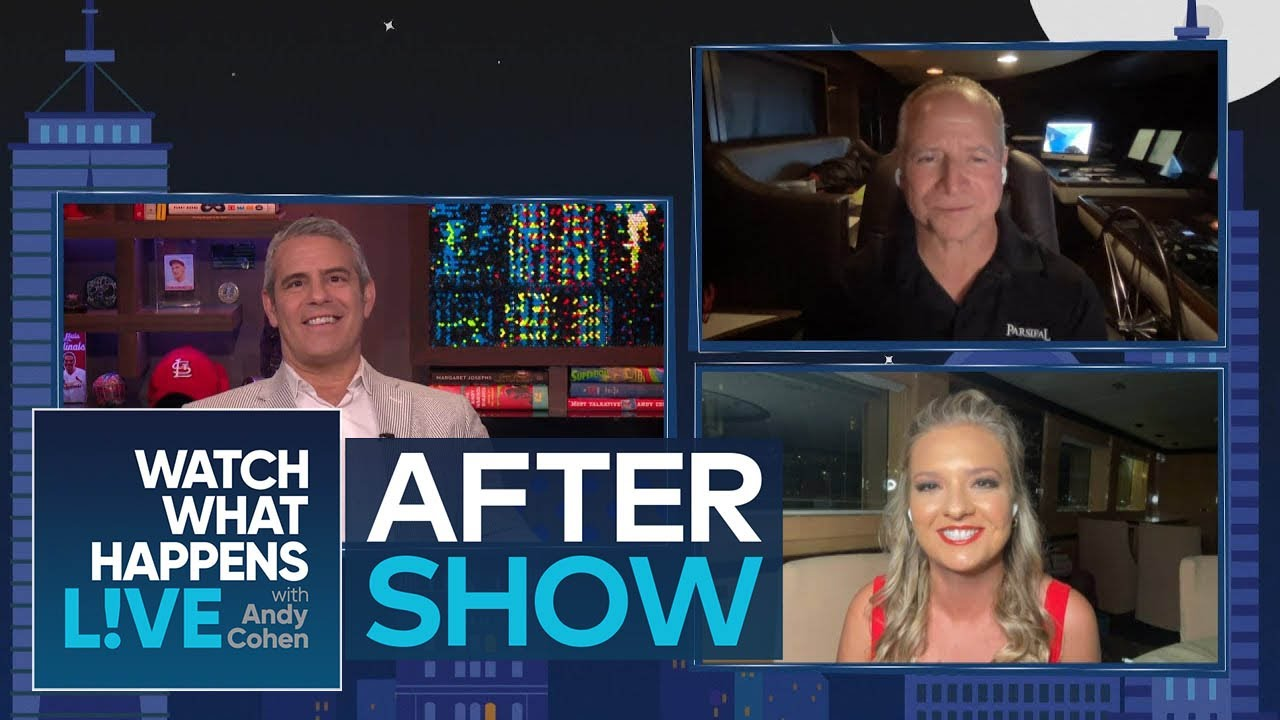 After Show: Capt. Glenn on the Most Liked Crew Member | WWHL