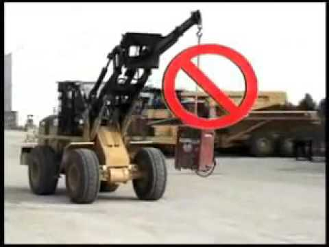 Safe Jobsite Lifting with Mobile Construction Equipment