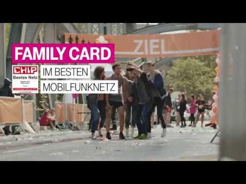 Telekom - MagentaEINS Family Card   TV Spot 2017