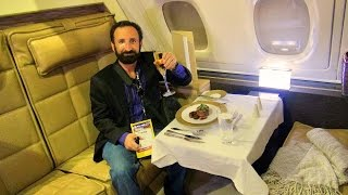 Tour Of The Residence Etihad Airways First Class Private Suite Youtube