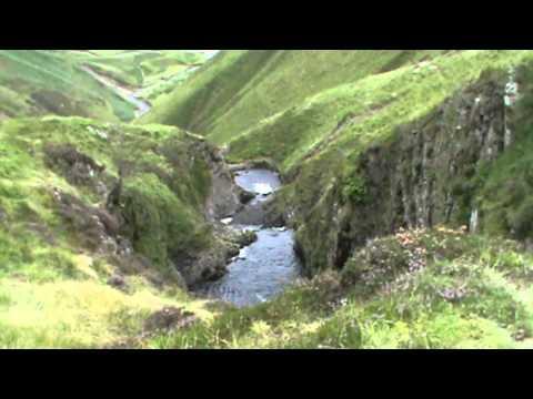 Scotland Country Walk - Grey Mare's Tail - Moffat