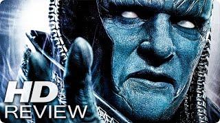X-MEN: APOCALYPSE Kritik Review & Trailer Deutsch German (2016)