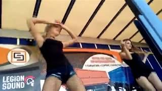 Фестиваль НА СТИЛЕ Ставрополь, ветер, девочки, жара