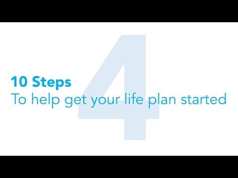 10 steps to help get your life plan started: Step 4 - Understanding what is getting in your way