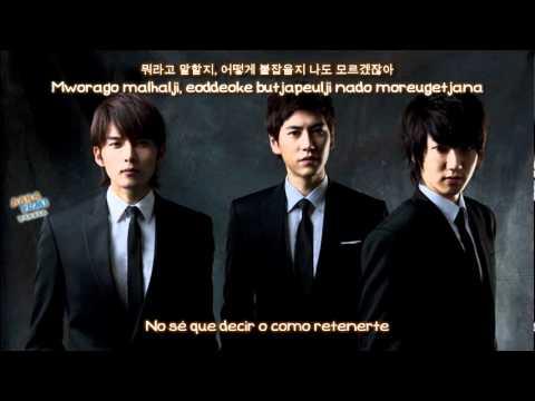 Suju KRY - Coagulation [Sub Español + Romanización + Hangul]