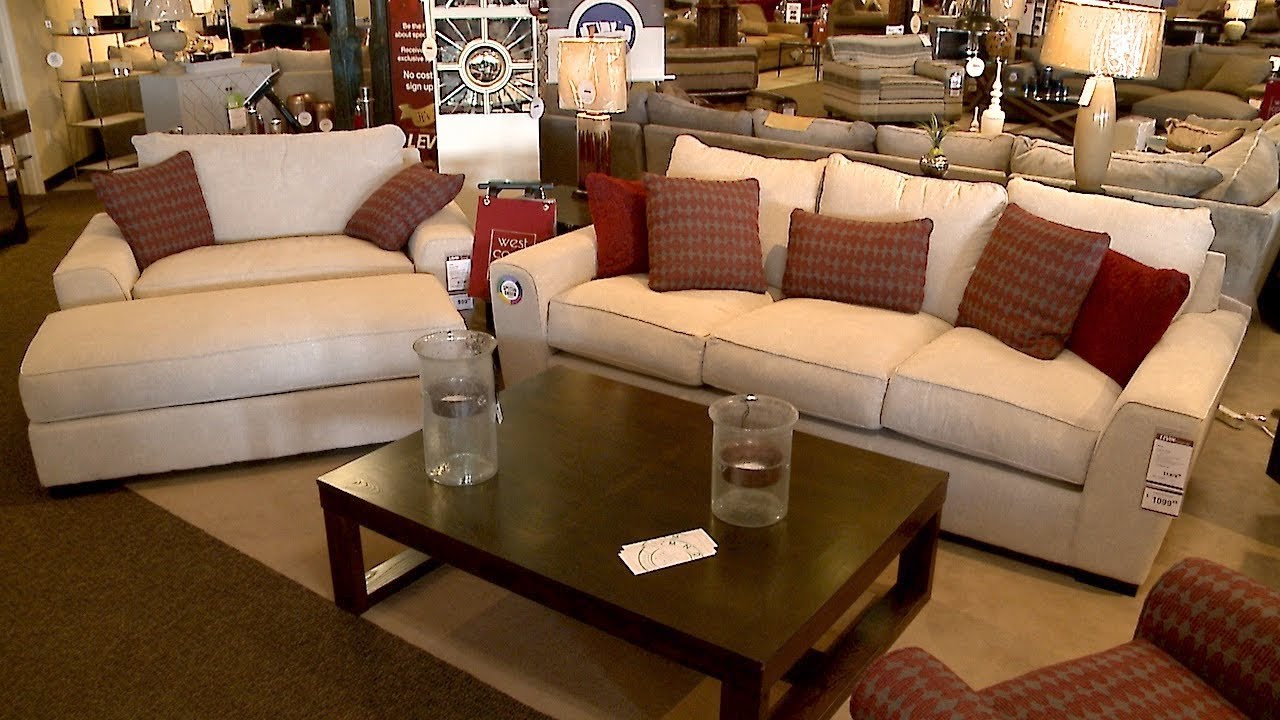 Levin Furniture West Coast Style Youtube