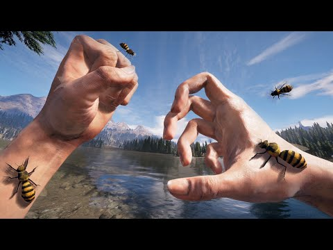Far Cry 5 All Healing Animations |