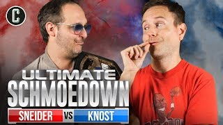 Jeff Sneider VS Matt Knost - Movie Trivia Ultimate Schmoedown Singles Tournament - Round 1