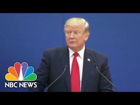 Donald Trump Does Asia: The President's Asia Tour | NBC News