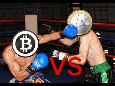 Fiat Geld vs Bitcoin: Ein kritischer Vergleich