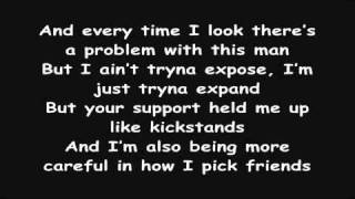 Lil Wayne - Dear Anne (Lyrics on screen)