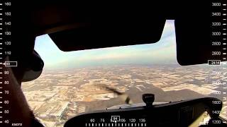 Flying Lesson #6 - Slow Flight, Stalls & Landing Cessna 172
