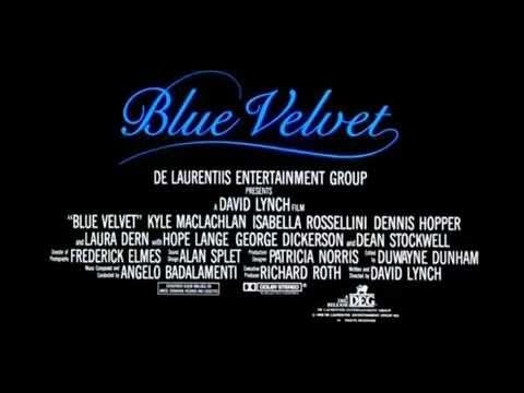 Blue Velvet (1986) - Trailer