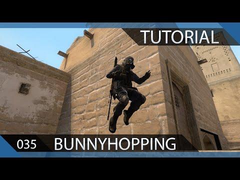 Autohop Bunny-Hop Beginner Tutorial (CS:GO, CS:S, GMOD)