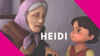 Heidi 🌸 La abuela tiene tos