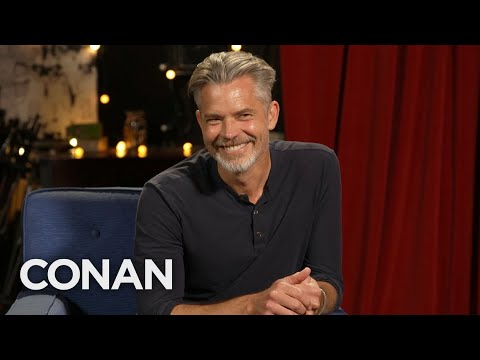 Timothy Olyphant Full Interview - CONAN on TBS