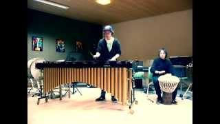 Ghanaia - Marimba & Djembe (2010)