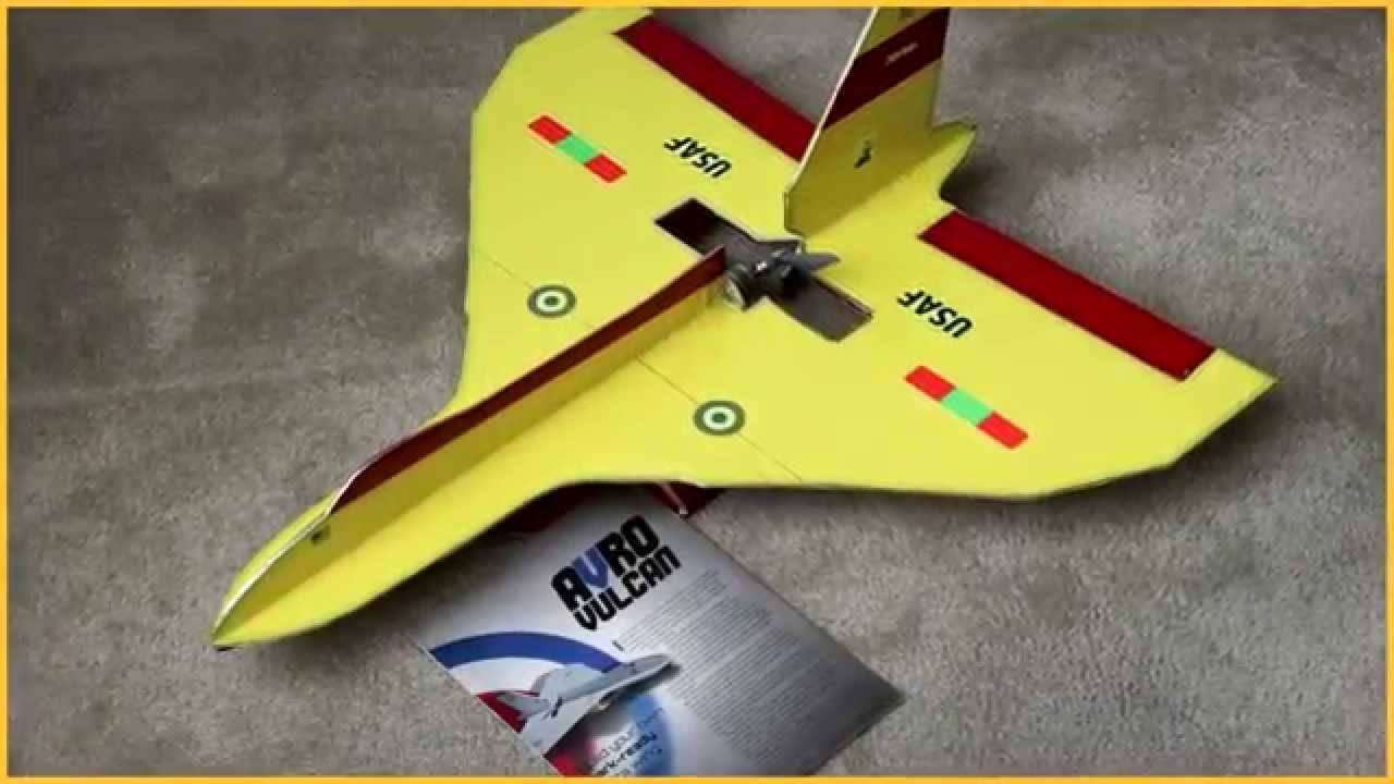 Build Your 1st Foam Board Airplane
