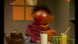 Bert en Ernie - Geef mij maar een zacht gekookt koekje