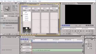 8 6 Routing Track - Belajar Adobe Premiere