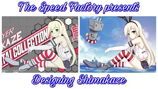 The Speed Factory presents: Designing Shimakaze (The Crew 2)