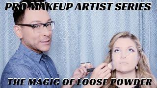 difference between loose pressed powder pro makeup tutorial mathias4makeup