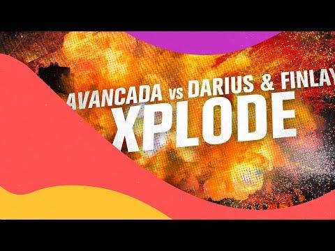 Avancada vs. Darius & Finlay - Xplode (Avancada Mix)