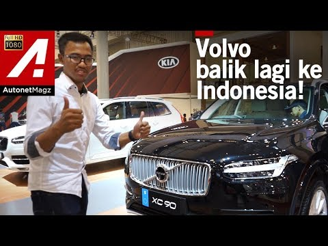 Volvo XC90 First Impression Review by AutonetMagz