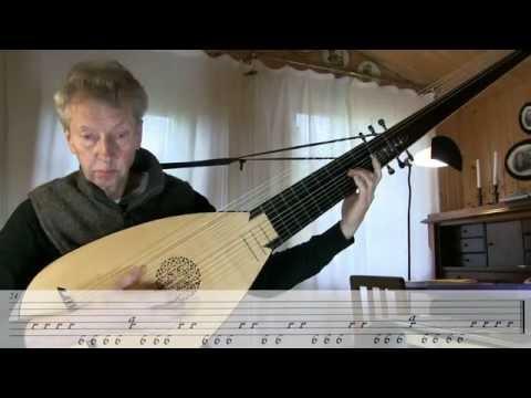 Prelude No. 17. Stefan Olof Lundgren, Lute