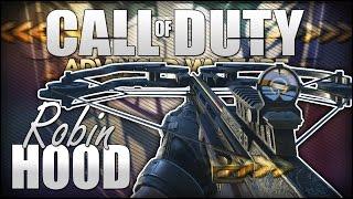 "Advanced Warfare - ""Robin Hood Challenge"" Ep.01 - ""Crossbow"" Multiplayer Gameplay (CoD: AW)"