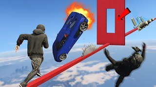 เจอแบบนี้ยากเข้าไปอีก...ตกตายกันอย่างเดียว? (GTA 5 Online)